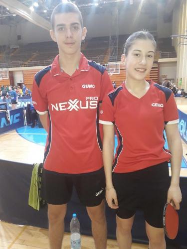 Prvenstvo Srbije za juniore i mlađe kadete (Bečej 2021)