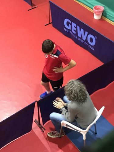 Novogodišnji GEWO turnir 2020 - bronza za Novaka Zagorca