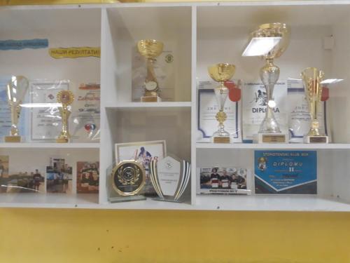 Ekipni trofeji